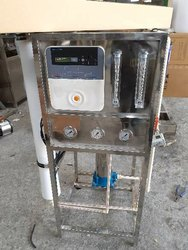Alef 5 Stages RO Plant For Hydrophonic, RO Capacity: 200-500 (Liter/hour), Model Name/Number: Alefhydro