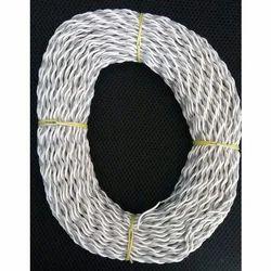 White Copper Electrical Wire, 120V / 240V