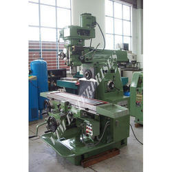 Turret Milling Machines