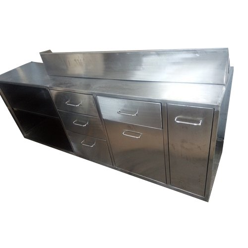 Rs Steel Stainless Steel SS 304 Counter