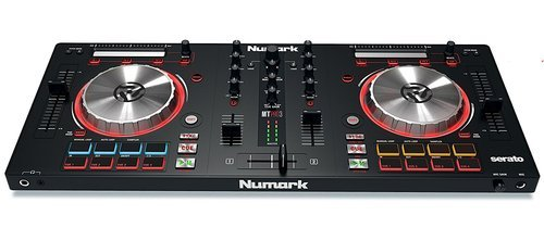 Numark Mixtrack Pro Iii All In One Dj Controller