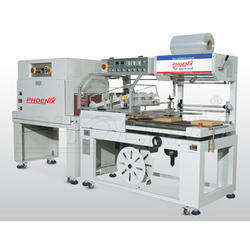 Automatic L-sealer Shrink Tunnel