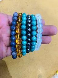 Colored Beaded Bracelet