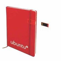 USB Diary Sliding