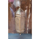 Yadu Metals Iron Hanging Lamp, For Decoration