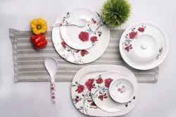 8 Pcs Melamine Dinner Set