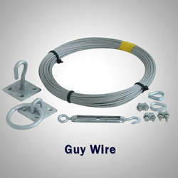 Plastic Coated Guy Wire