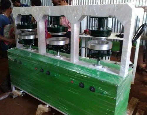 ARG Pakku Mattai Plate Making Machine