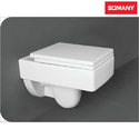Wall Hung WC- Kallis - (Without Seat Cover)