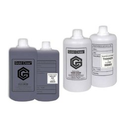 Gold Class 1 Ltr Pharmaceutical Blister Ink and Thinner Set