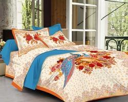 Jaipuri King Size Double Bed Sheet