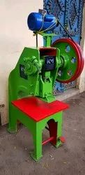 Automatic MS Chappal Making Machine