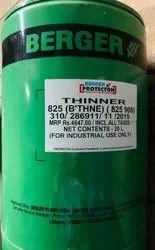 Berger Thinner 825- PU Thinner