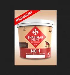 Shalimar Distemper