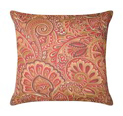 Milti 100% Cotton Printed Cushion, Size: 40 X 40 Cm