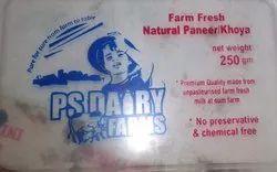 P S Dairy Farm Fresh Paneer
