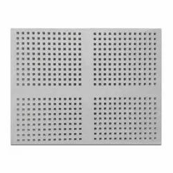 Perforated Acoustic  Tile