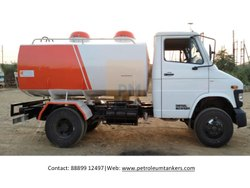 4 KL Diesel Bowser
