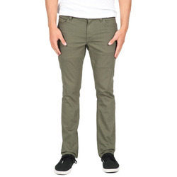 Men Plain Cotton Pant