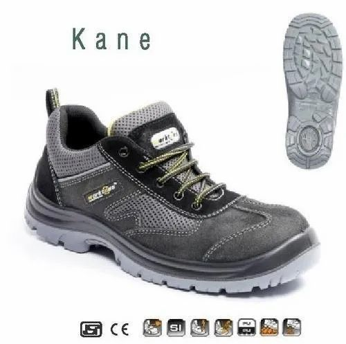 PU Low Ankle Worktoes Safety Shoes for