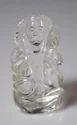 Natural Crystal Hanumanji Statue