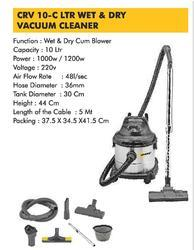 CRV 10-C ltr Wet & Dry Vacuum Cleaner