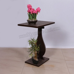 Unique Designer Top End Table