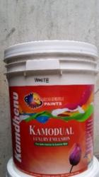Kamdhenu Kamodual Luxury Emulsion Paints, Packaging: Bucket