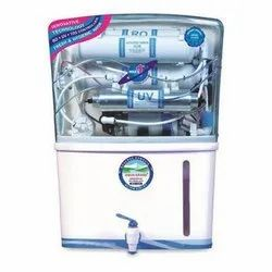 White AquaGrand Ro Water Purifiers, Capacity: 7.1 L to 14L, Features: Auto Shut-Off