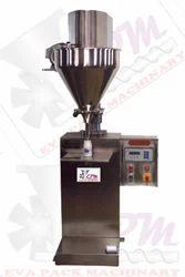 Electric Semi Automatic Powder Filling Machine