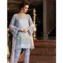 Bridal Chiffon Suit