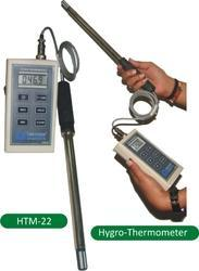 Digital Portable Hygro-Thermometer
