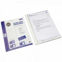 SP102 Sheet Protector (Silver-140) A4