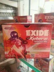 Exide Xplore Xltz4 Battery