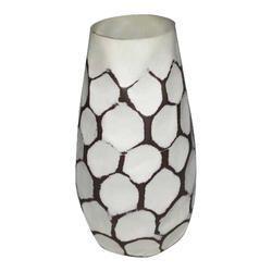 Iron Flower Vase