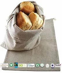 Gots Organic Cotton Bread Bag