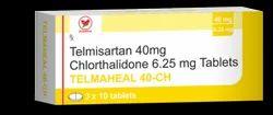 Telmaheal 40ch ( Telmisartan Chlorthalidone)