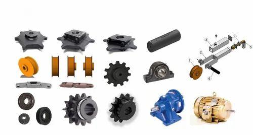 Conveyor Components Spare Parts