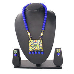 Beads Necklace Set