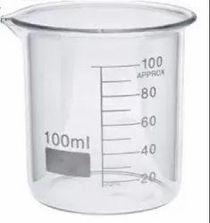 Heavy-Wall Glass Borosilicate Glass Mvtex Low Form Beaker, For Laboratory, Model Name/Number: Mbb