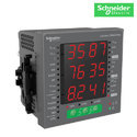 Schneider Led Display - 7 Segment Electric Conzerv Em6400ng Series Multifunction Meters