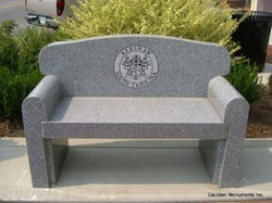 Stone Garden Bench, Bagiche Ki Patthar Ki Bench   Outdoor Hub ( Brand Of  Designer Furniture), Mumbai | ID: 11643880833