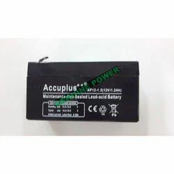 Lead Acid 12v 1.3Ah Batteries