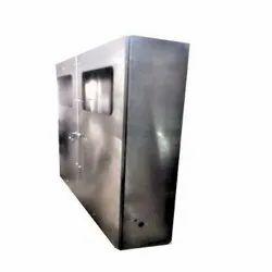 SS Enclosure, 1800 X 3200 X 500 Mm (HxLxW)