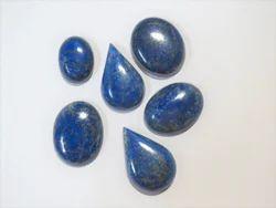 Lapis Lazuli Blue Stone Cabochons