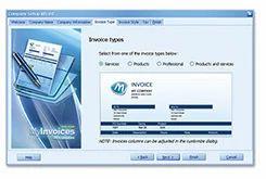 Invoicing Full User Configure