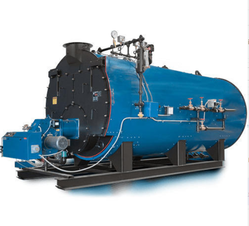 Automatic Fire Tube Boiler