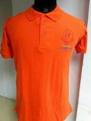 Orange Collar T Shirts