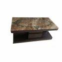 Rectangular Designer Wooden Center Table, Size: 4 X 2 Feet