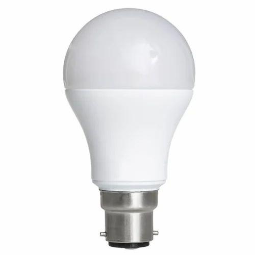 Cool daylight 5 W LED Bulb, Base Type: B22, Input Voltage: 220-240 V